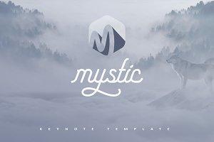 Mystic - Keynote Template