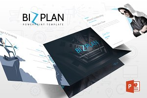 Bizplan-Powerpoint Template