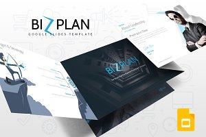 Bizplan-Google Slides Template