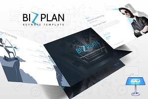 Bizplan-KeynoteTemplate