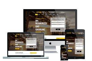 ET Petro – Joomla Petroleum Website