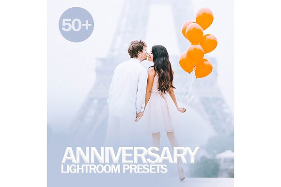Anniversary Lightroom Presets
