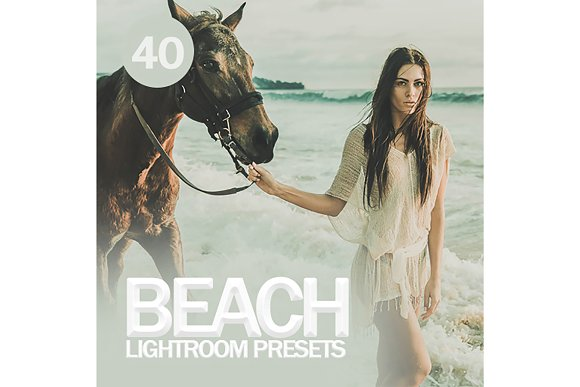 Beach Lightroom Presets