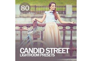 Candid Street Lightroom Presest