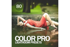 Color Pro Lightroom Presets