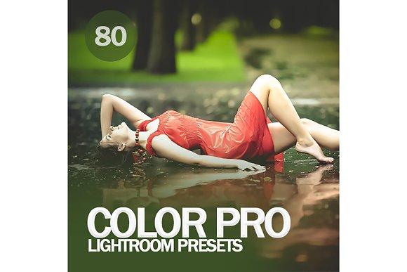 Color Pro Lightroom Presets