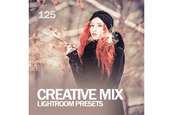 Creative Mix Lightroom Presets