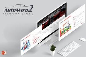 Automaxx-Powerpoint Template