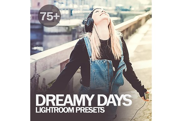 Dreamy Days Lightroom Presets