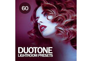 60 Duotone Lightroom Presets