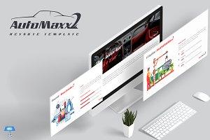 Automaxx-Keynote Template