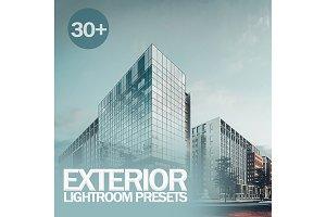 Exterior Lightroom Presets