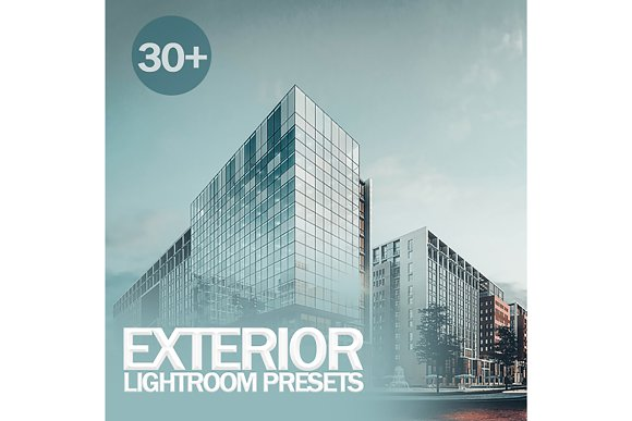 Exterior Lightroom Presets