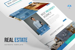Real Estate Keynote Template