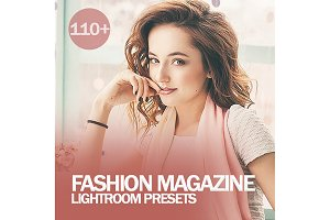 Fashion Magazine Lightroom Presets