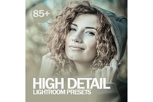 High Detail Lightroom Presets