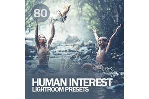 Human Interest Lightroom Presets