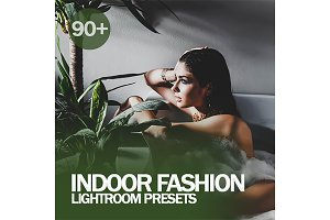 Indoor Fashion Lightroom Presets