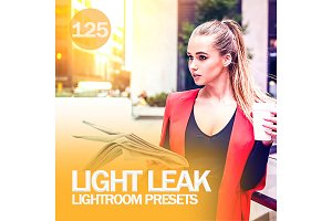 Light Leak Lightroom Presets