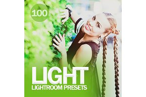 Light Lightroom Presets