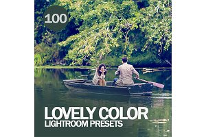 Lovely Color Lightroom Presets