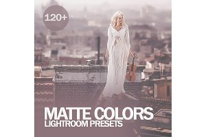 Matte Colors Lightroom Presets