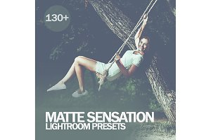 Matte Sensation Lightroom Presets