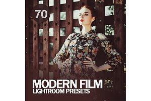 Modern Film Lightroom Presets