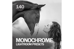 Monochrome Lightroom Presets