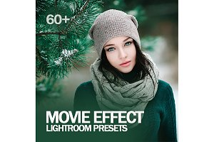 Movie Effect Lightroom Presets