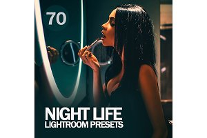 Night Life Lightroom Presets