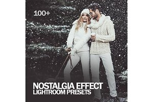 Nostalgia Effect Lightroom Presets