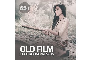 Old Film Lightroom Presets