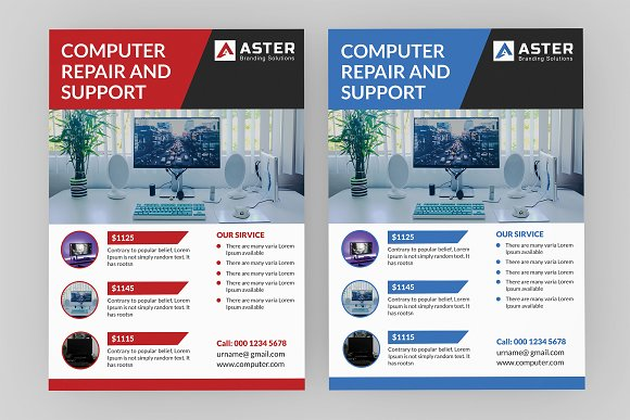 eCommerce Flyer in Flyer Templates