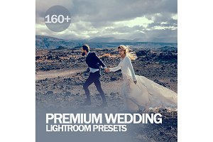 Premium Wedding Lightroom Presets