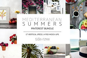 Med Summers | Pinterest Bundle