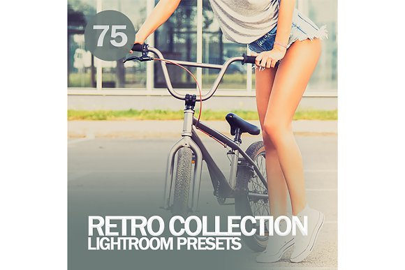 Retro Collection Lightroom Presets