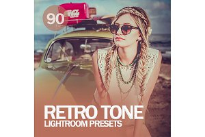 Retro Tone Lightroom Presets