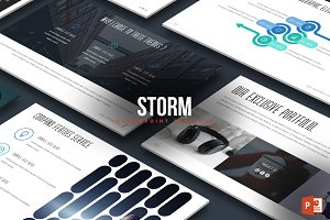 Strom - Powerpoint Template