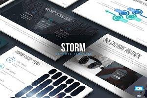Strom - Keynote Template