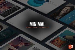 Minimal - Powerpoint templates