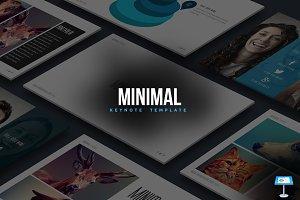Minimal - Keynote Templates