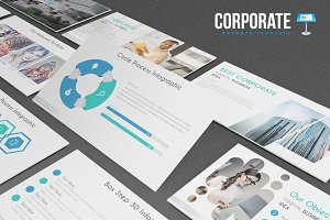 Corporate - Keynote Template