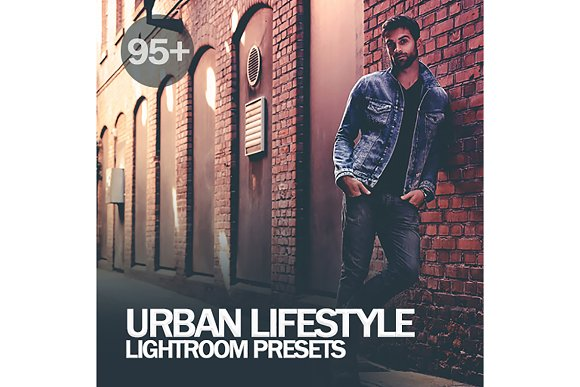 Urban Lifestyle lightroom Presets
