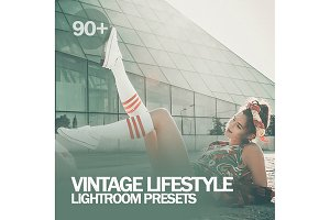 Vintage Lifestyle Lightroom Presets