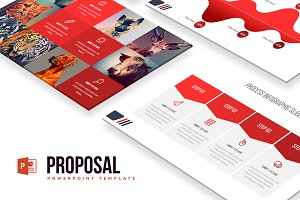 Proposal - Powerpoint Template