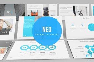 Neo - Keynote Template