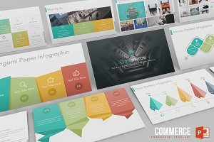 Commerce - Powerpoint Template
