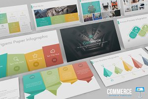 Commerce - Keynote Template