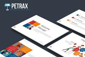 Petrax - Keynote Template